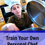 Train Your Own Personal Chef with Simplified Dinners for New Cooks
