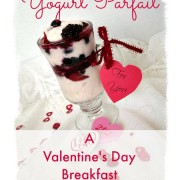 A  Breakfast Parfait for Valentine's Day