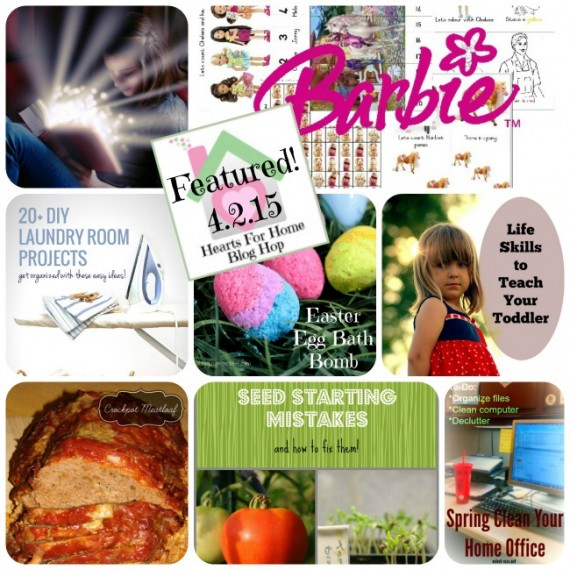 Hearts for Home 4.2.15 Apron Strings & other things