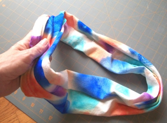 Faux Tie Dye Tshirt 10 - Apron Strings other things