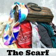 The Scarf – a Necessary Item in Every Child's Dress Up Box