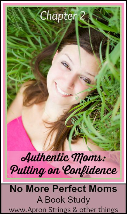 No More Perfect Moms chapter 2 - Apron Strings & other things