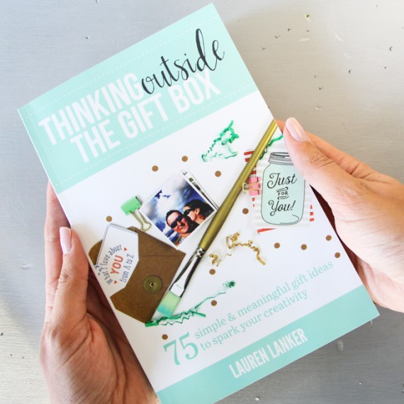 Thinking Outside the Gift Box Book Reveal