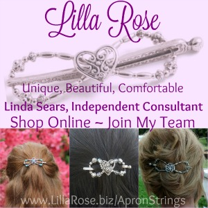 Lilla Rose Apron Strings