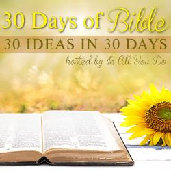 30daysBible 3