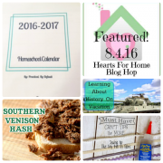 Hearts for Home Blog Hop 8.4.16