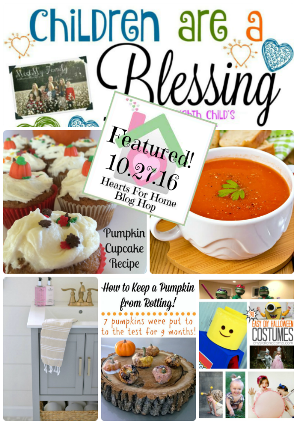 Hearts for Home Blog Hop 10.27.16