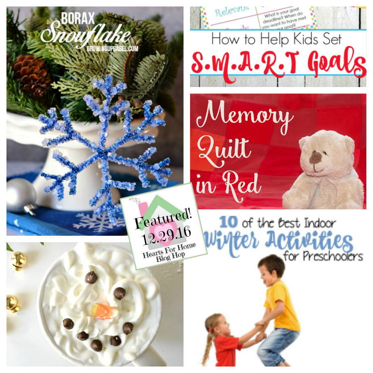 Hearts for Home Blog Hop 12.29.16