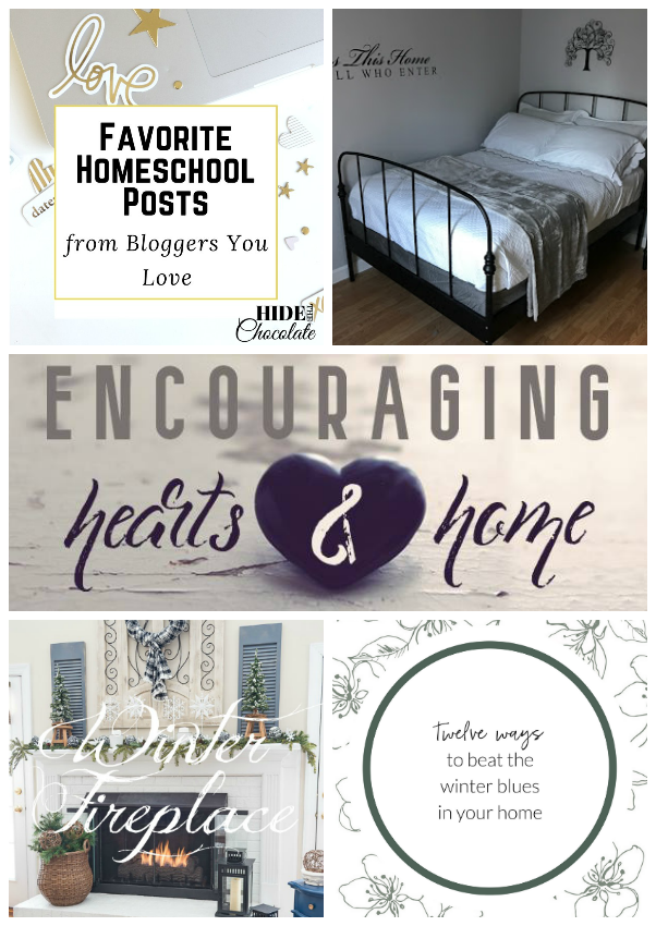 Encouraging Hearts and Home Blog Hop 1.26.17 at ApronStringsOtherThings.com featured