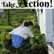 Homeschool Moms, Take Action!