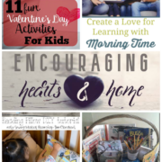 Encouraging Hearts and Home Blog Hop 2.9.17