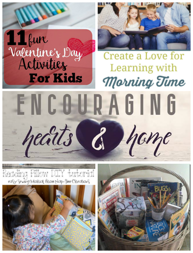 Encouraging Hearts & Home Blog Hop Featured at ApronStringsOtherThings.com 2.8.17