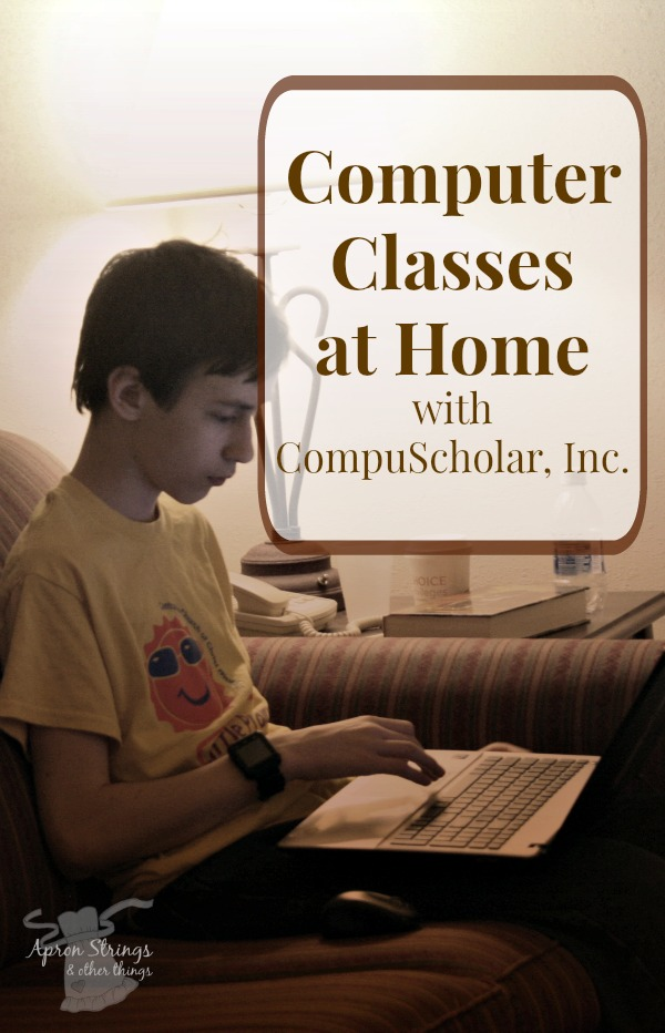 Computer Science Classes at Home with CompuScholar, Inc. {A Review}