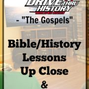 "Drive Thru History® – ""The Gospels"" {a Review}"