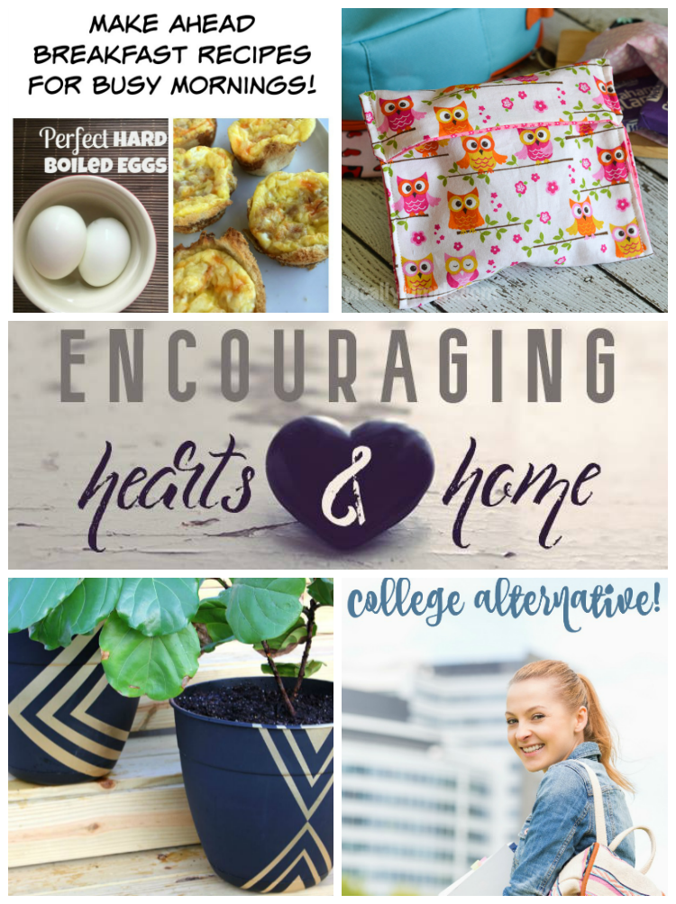 Encouraging Hearts and Homeblog hop Featured posts 3.2.17 at ApronStringsOtherThings.com