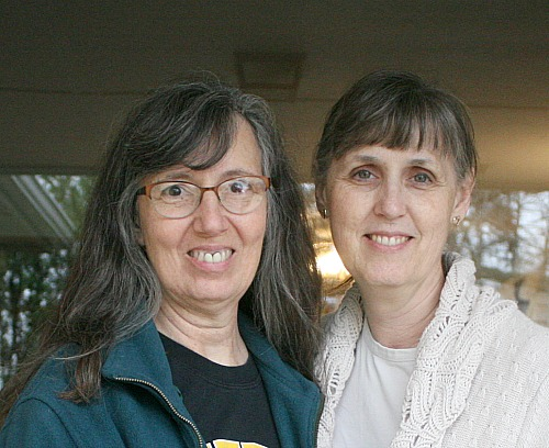 Nancy and Linda Veteran Homeschool Moms at ApronStringsOtherThings.com