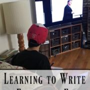 High School Essay Intensive from Institute for Excellence in Writing {A Review}