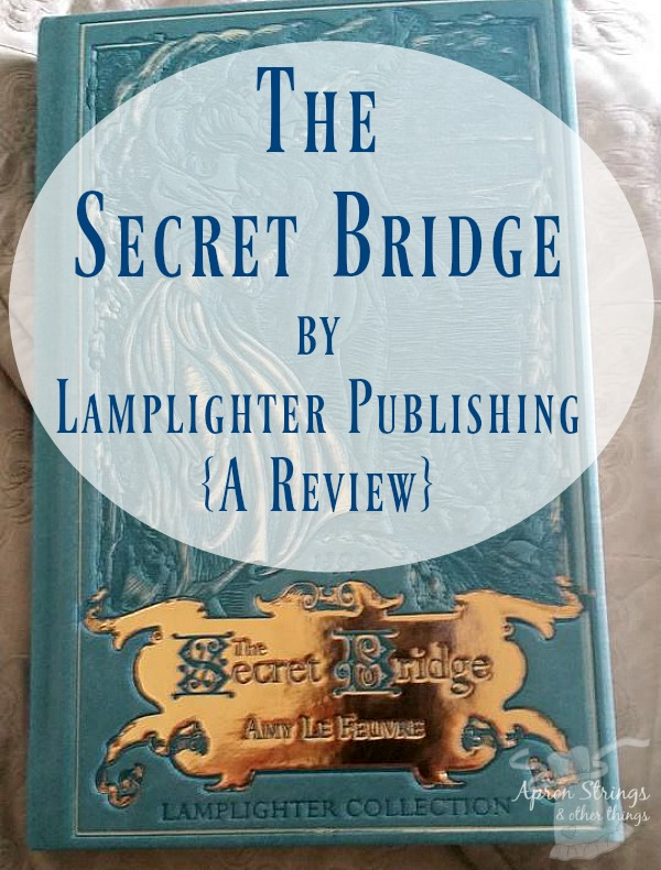 The Secret Bridge by Lamplighter Publishing {A Review} at ApronStringsOtherThings.com