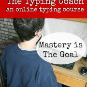 The Typing Coach Online Typing Course {A Review}