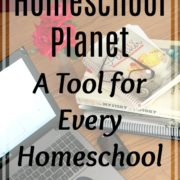 Homeschool Planet: A Tool for Every Homeschool Mom {A Review}