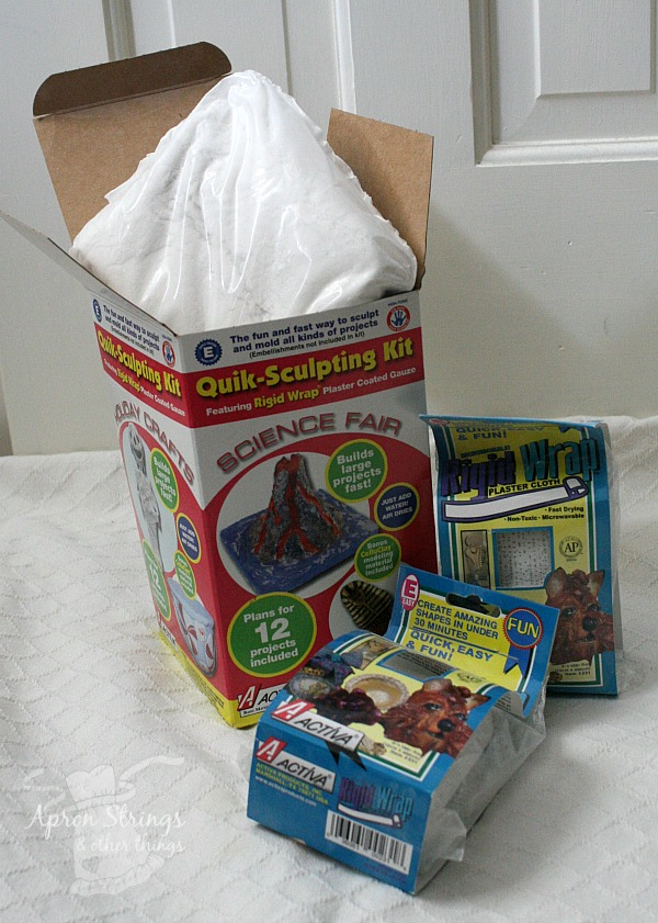 Activa Quik-Sculpting Kit at ApronSTringsOtherThings.com