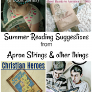 Summer Reading Suggestions and Encouraging Hearts & Home Blog Hop