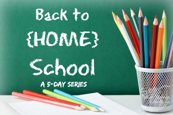 Back to Home School A 5-Day Series Homeschool Review Crew at ApronSTringsOtherThings.com