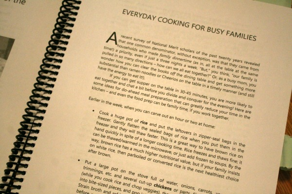 Everyday Cooking for Busy Families at ApronStringsOtherThings.com