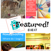 School Days and Encouraging Hearts & Home Blog Hop