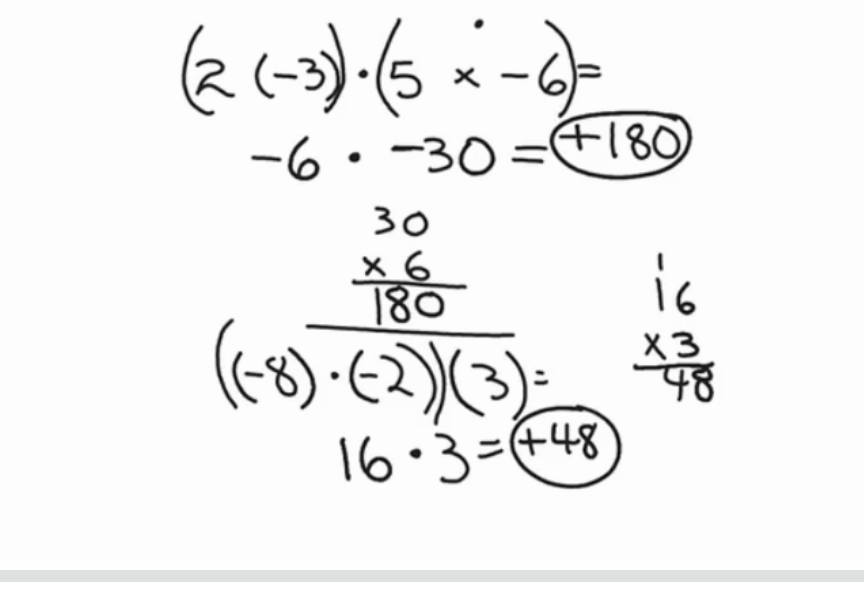 School Non-Nonsense Algebra Screenshot at ApronStringsOtherThings.com