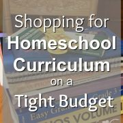 Where Can I Buy Homeschool Curriculum?