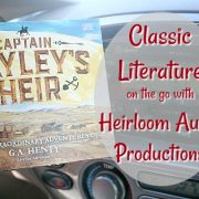 Heirloom Audio Productions: Captain Bayley's Heir {a review}
