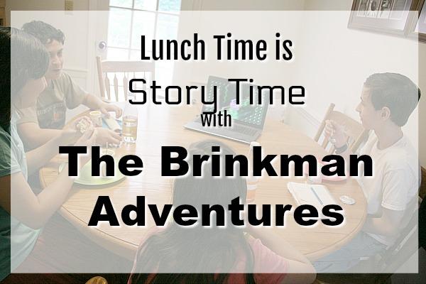 Brinkman Adventures Season 4 at ApronStringsOtherThings.com