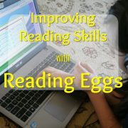 Reading Eggs Online Learning {A Review}