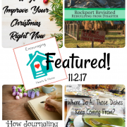 Encouraging Hearts & Home Blog Hop 11.2.17