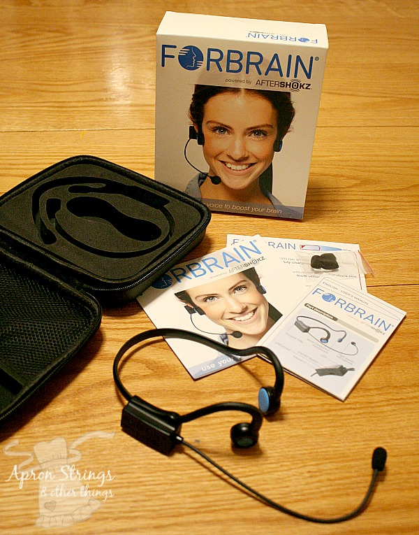 Forbrain sensory stimulation Bone Conduction A Review at ApronSTringsOtherThings.com