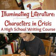 Illuminating Literature: Characters in Crisis High School Curriculum