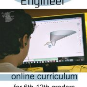 Thinking Like an Engineer Online Curriculum {A Review}
