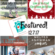 Encouraging Hearts & Home Blog Hop 12.7.17