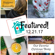 Encouraging Hearts & Home Blog Hop 12.21.17