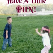Homeschool Moms, Have A Little Fun!