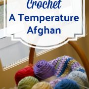 Create Your Own Temperature Afghan
