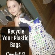 Crochet a Grocery Tote from Recycled Plastic Bags