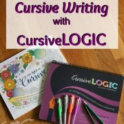 Learn Cursive Writing with CursiveLogic – {A Review}