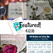 Encouraging Hearts & Home Blog Hop 4.12.18