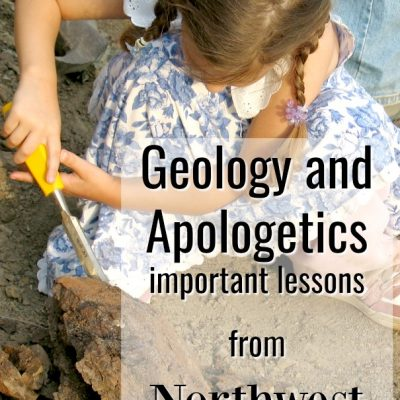 Geology and Apologetics with Northwest Treasures review