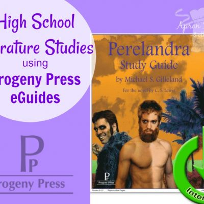 Progeny Press Review – Perelandra