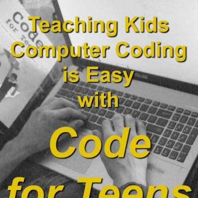 Awesome Resource for Teaching Computer Coding to Teens {a review}