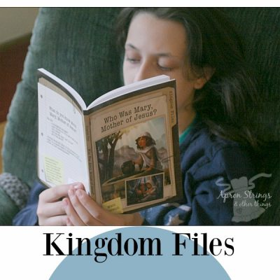 Kingdom Files Book Series {A Review}