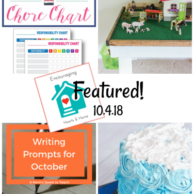 Encouraging Hearts & Home Blog Hop 10.4.18